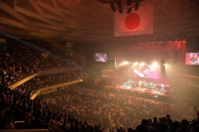 WOWOWで独占放送デビュー35周年日本武道館単独ライブ浜田麻里