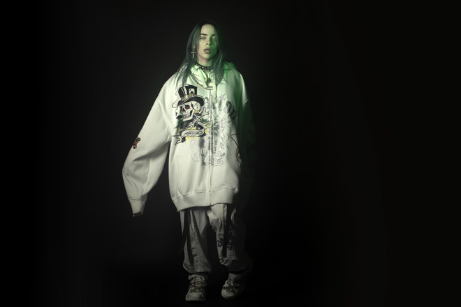 ダーク・ヒロイン\u201dビリー・アイリッシュは、日本の音楽シーン