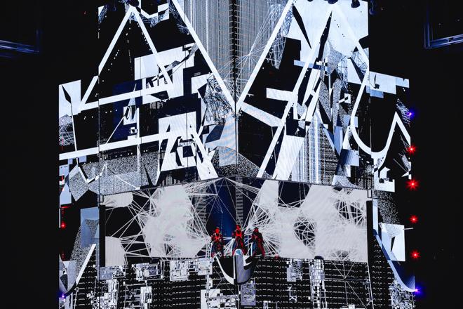 パヒューム 東京 ドーム