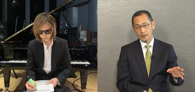 YOSHIKI&山中伸弥教授、新型コロナウイルス「最初の一撃が通り過ぎる ...