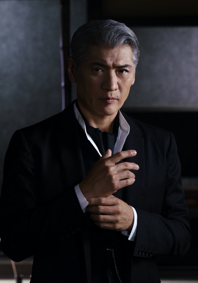 ドラマ 吉川 晃司