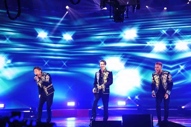 EXILEデビュー日にプレミアライブ。2021年のテーマ「RISING SUN TO THE WORLD」発表