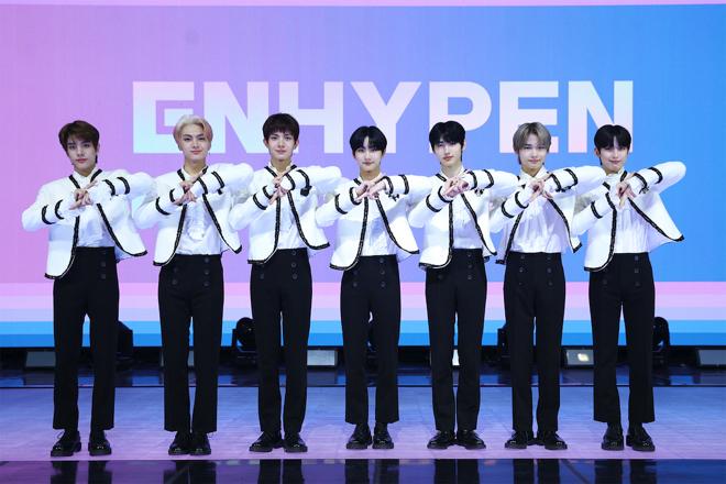 """ENHYPEN、本日デビュー「""""2020年""""といえば思い浮かぶようなグループに ..."""