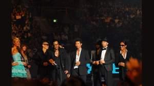 <VMAJ 2008>EXILE3冠受賞、マライア、ボノ、パリスらも登場