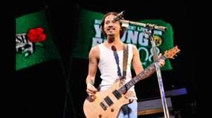 <YOUNG FLAG 08>全ツアー、「SCHOOL OF LOCK!」で放送決定