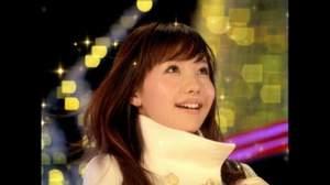 山下達郎「クリスマスイブ」とともに、谷村奈南CM初出演