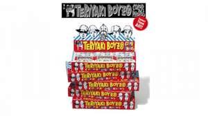 TERIYAKI BOYZのトレーディングカードが登場