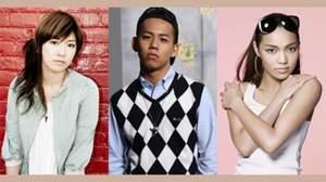 春のJ-WAVE LIVEは、BONNIE PINK&清水翔太&Crystal Kay