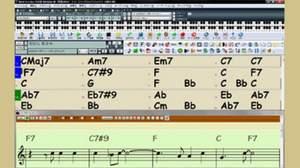 自動作曲・伴奏作成ソフト「Band-in-a-Box」新版はリアルな演奏とシーケンスソフトを搭載