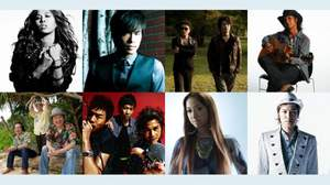 <Act Against AIDS 2009 LIVE IN OSAKA>、出演者続々決定
