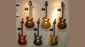 [2009楽器フェア速報]フジゲンが本気を出した6本のみの50th記念モデル