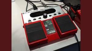 [2009楽器フェア速報]BOSS、1人Perfumeもできるボーカル用エフェクターBOSS VE-20発表
