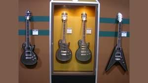 [2009楽器フェア速報]世界で2本のみ、キース・ネルソンのオーダー・ゼマイティス