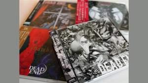DEAD END、空前のリリース・ラッシュ、前例なきライヴも目前