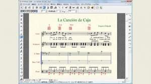 「Finale」のライト版、楽譜作成ソフト「PrintMusic 2010」が登場
