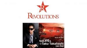 V6、映画『SP<エスピー> 革命篇』メインテーマで初コラボ実現