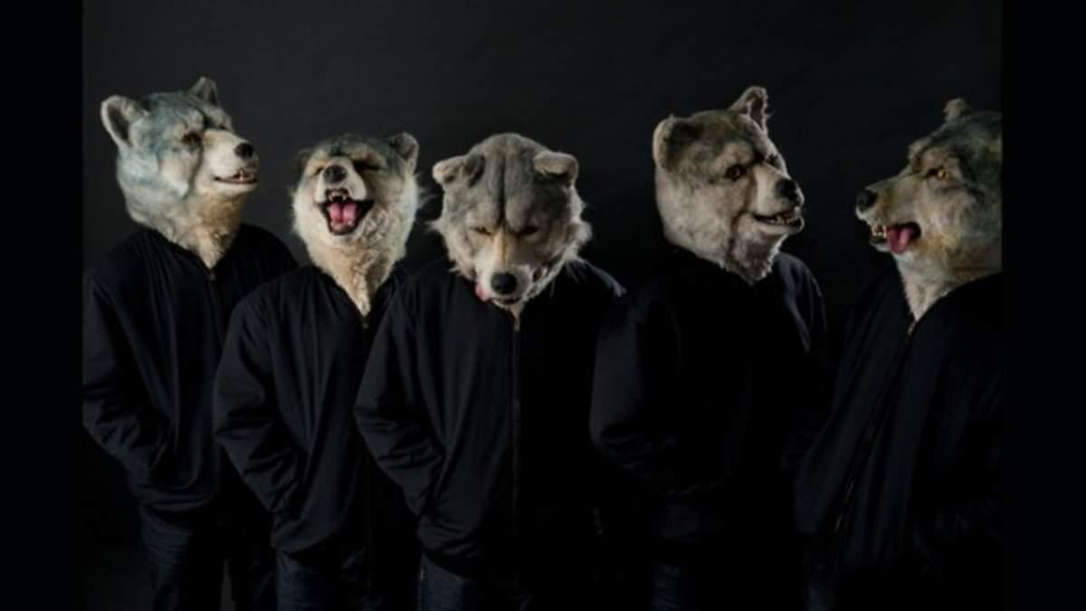 謎のオオカミ バンド Man With A Missionメジャー デビュー決定 Barks