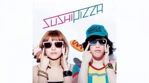 やついいちろうとIMALU、本人たちも驚くユニット・SUSHI PIZZAを結成