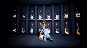 """FenderのCharシグネイチャー・モデルがついに完成「Char Signature Stratocaster """"Charizma""""」"""