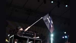 YMO、<ワールド・ハピネス2011>で反核/森林保護のメッセージ