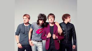 カサビアン、「デイズ・アー・フォーガットゥン」が、アルバム発売とともにチャートを急上昇