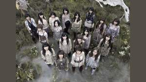AKB48、JAPAN HOT 100年間チャート堂々の1位