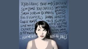 ノラ・ジョーンズ、ジャズ・アルバム・オブ・ザ・イヤーを受賞
