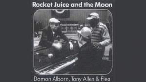 デーモン・アルバーンのRocketjuice And The Moon、3月にデビュー・アルバムを発売
