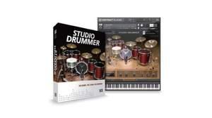 Native Instrumentsのドラムソフトウェア「STUDIO DRUMMER」台数限定のキャンペーン実施