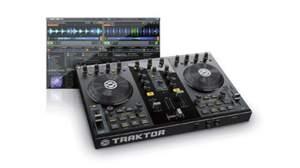 Native InstrumentsのDJコントローラー「TRAKTOR KONTROL S2」をお得にゲット!台数限定スペシャル・キャンペーン