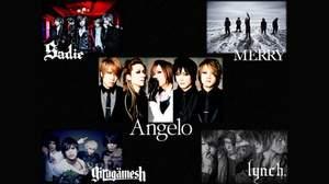 Angelo初主催イベント開催!8/17渋谷AXにギルガメッシュ、lynch.、MERRY、Sadie集結