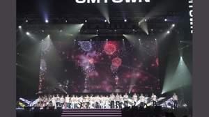 10万人熱狂<SMTOWN LIVE WORLD TOUR III in TOKYO>レポート