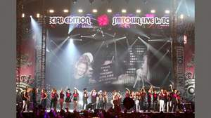 <SMTOWN LIVE in TOKYO SPECIAL EDITION>が3D映画化