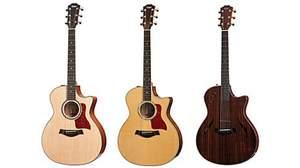 Taylorから314ce、414ce、T5の日本限定モデルが登場
