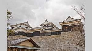 【連載】中島卓偉の勝手に城マニア 第6回「松山城(四国愛媛県) 卓偉が行ったことある回数、7回」