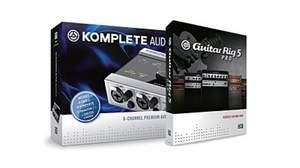 Native Instruments「KOMPLETE AUDIO 6」購入で「Guitar Rig 5 PRO」を無償提供するキャンペーン