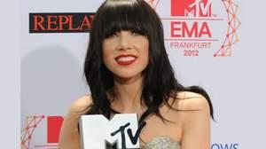 カーリー・レイ・ジェプセンの「コール・ミー・メイビー」、MTVベスト・ソング・オブ2012で1位に