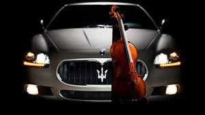 高級車・マセラティとヴァイオリンの至宝・ストラディヴァリウス。音色に隠された意外な秘密