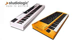 鍵盤メーカーFATARが手がける「Studiologic」製品が日本上陸!マスターキーボード、ピアノ、オルガン、シンセをラインナップ
