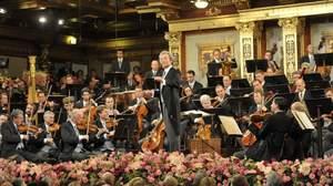 【コンサートレポート】2013年ウィーン・フィル・ニューイヤーコンサート、平均視聴率61%