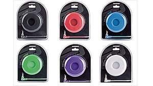 Reloopヘッドフォン「RHP-10」に交換用イヤーパット&ケーブル「Ear Pack」全6色登場、自分だけのカスタムヘッドフォンを実現