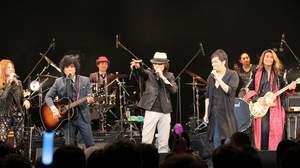 中島卓偉に田中れいな新バンド、シャ乱Qも飛び入りしたアップフロントの音楽フェス<ミュージックフェスタVol.0>