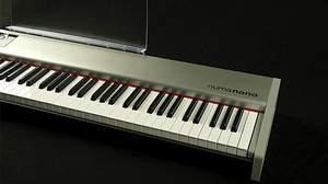 Studiologicから軽量ながらプロフェッショナルなハンマー・アクション鍵盤搭載のMIDIコントローラー「Numa Nano」