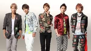 D☆DATE、5人組として初&移籍後初のシングル「GLORY DAYS」はFLOWが楽曲提供