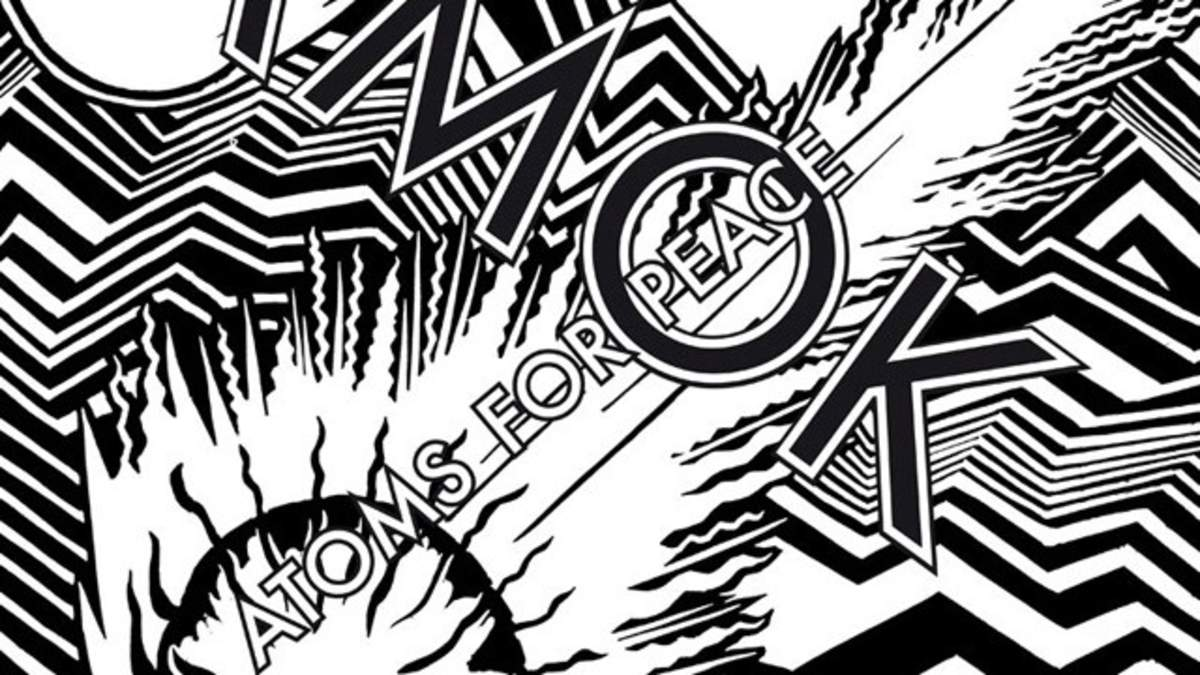 トム・ヨークは生歌披露、アトムス・フォー・ピースのDJセット・ライブ映像公開