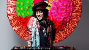 DJやついいちろう、今年も「チバユウスケさんになりきった気分の顔」