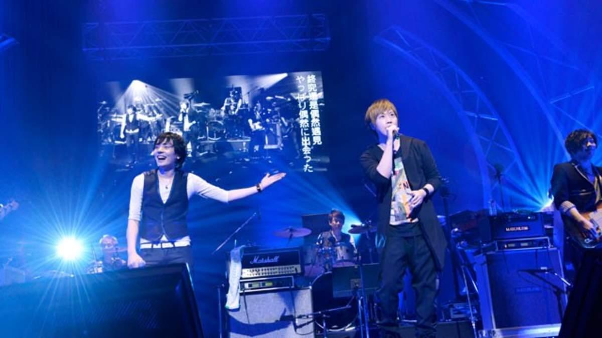 【ライブレポ―ト】Mayday×flumpool、<TOKYO FM &JFN present EARTH × HEART LIVE 2013>で「国と国を超えた最高の一日にしましょう!」 | BARKS