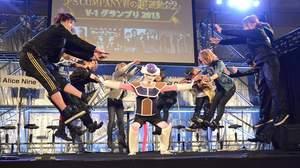 【dwango.jpニュース】春のヴィジュアル超運動会開催、そして話題のマカンコーサッポーも炸裂