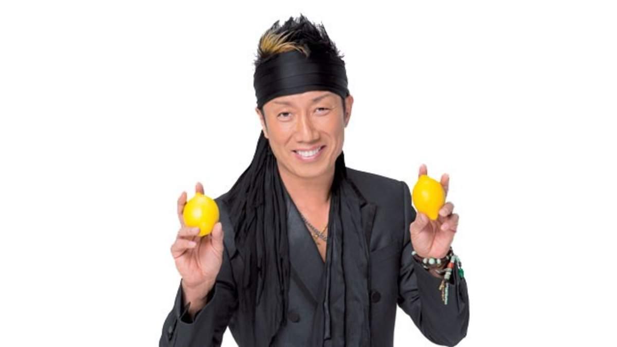 """長渕 剛、""""ザテレビジョン""""表紙登場で、20年越しのレモン持ち"""