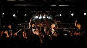 【ライブレポート】<華麗なる激情Vol.5>、初開催の大阪が狂乱した夜